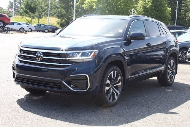 New 2020 Volkswagen Atlas Cross Sport 3.6L V6 SEL R-Line