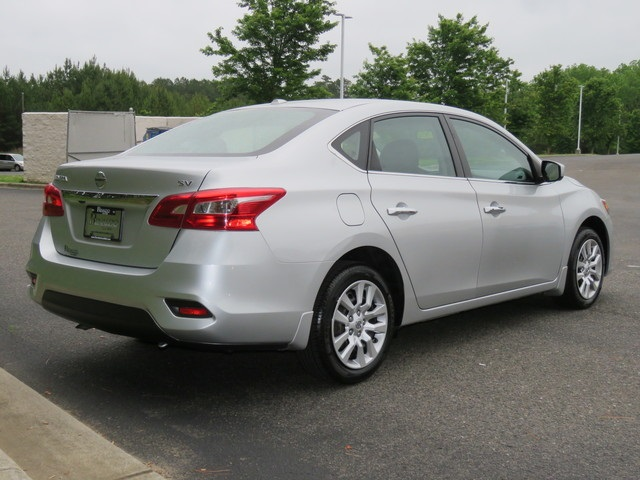 Pre-Owned 2016 Nissan Sentra