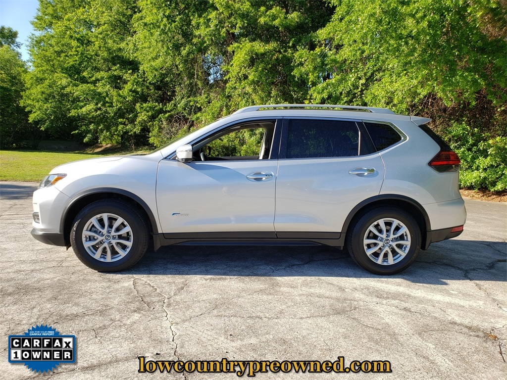 Pre-Owned 2017 Nissan Rogue Hybrid SV
