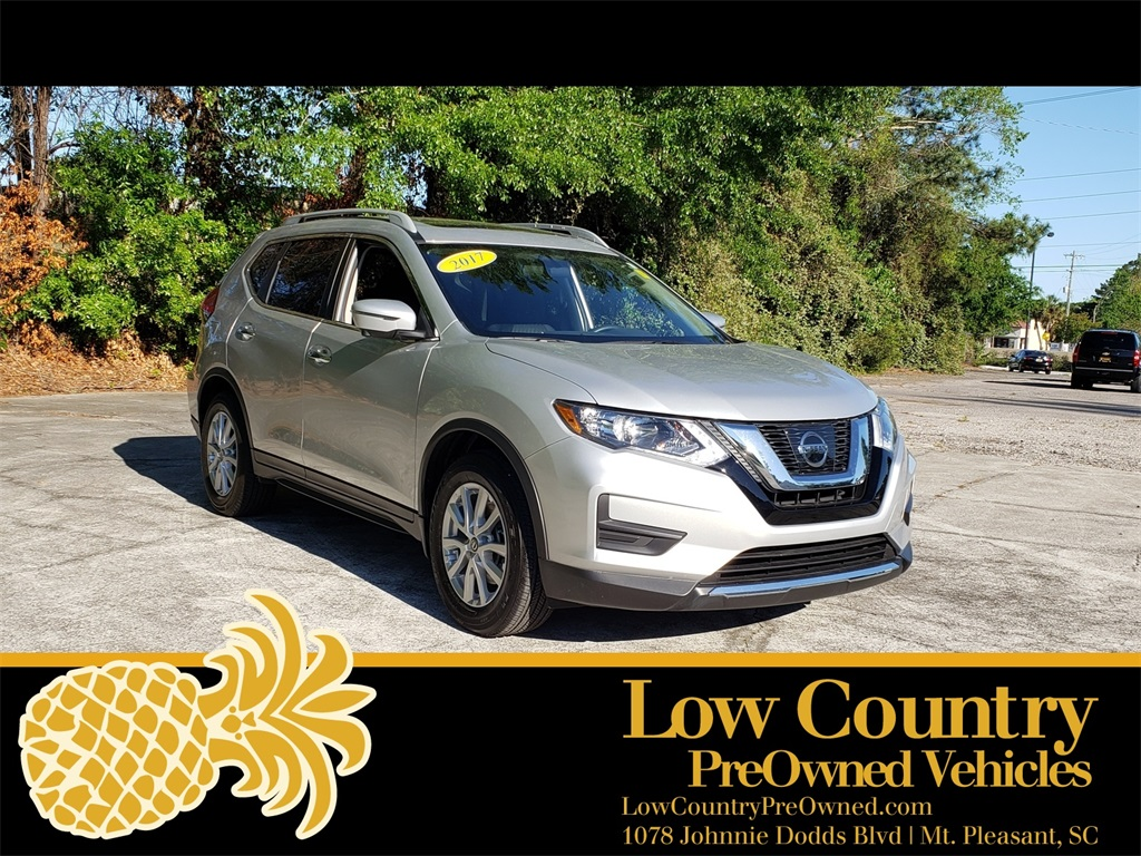 Pre Owned 2017 Nissan Rogue Hybrid Sv