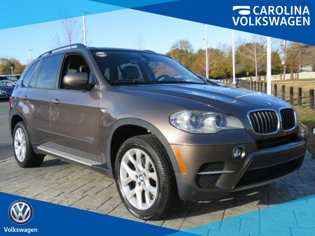 Pre Owned 2012 Bmw X5 Xdrive35i 4d Sport Utility In Charlotte