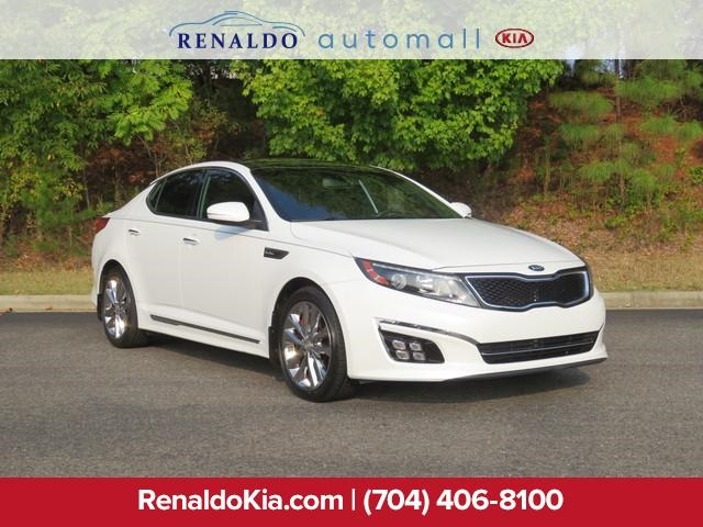 Pre-Owned 2015 Kia Optima SXL