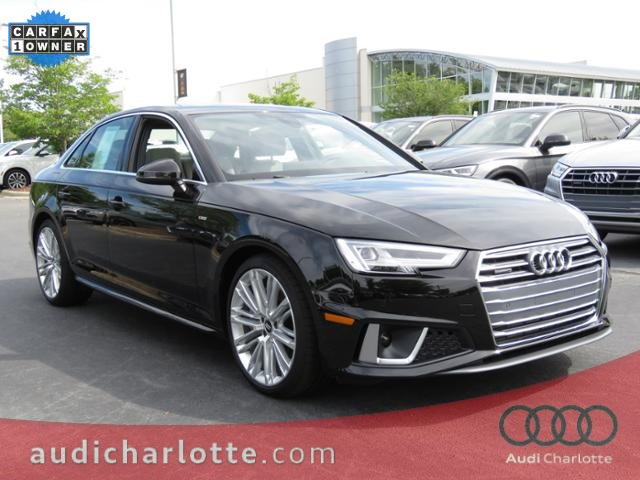 Audi A4 2.0 T >> Pre Owned 2019 Audi A4 2 0t Premium Plus Quattro 4d Sedan