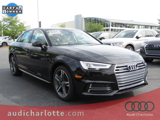 Audi A4 2.0T >> Pre Owned 2018 Audi A4 2 0t Premium Plus Quattro 4d Sedan