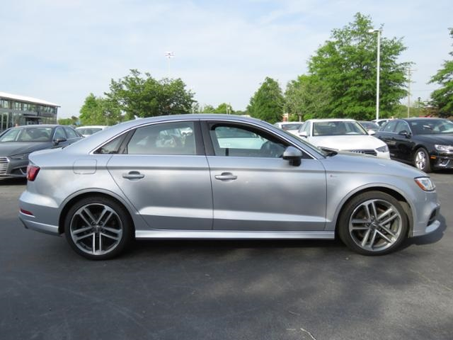 Pre-Owned 2018 Audi A3 2.0T Tech Premium