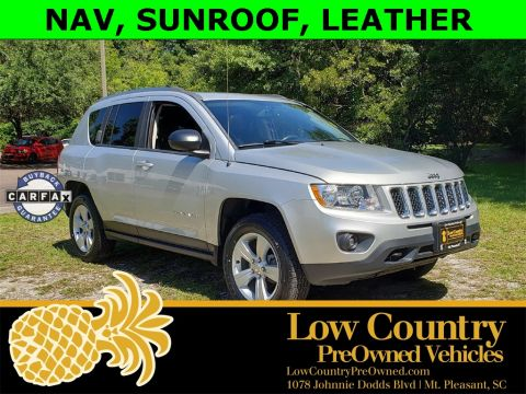 Pre-Owned 2013 Jeep Compass Limited